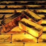 Gold en route to best week since October
