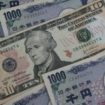 USD/JPY on six-week lows