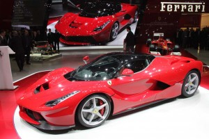Ferrari turns to even greater exclusivity