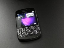 Blackberry to post quarterly results today