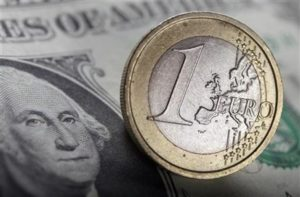EUR/USD plunges on negative ECB deposit rate talk