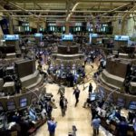 US stocks rose Bernanke awaits more positive data