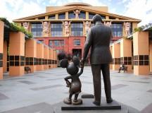 Disney cut costs such as car allowances to boost profits