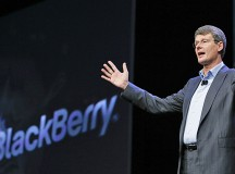 BlackBerry's CEO to stick to 3-stage transformation plan