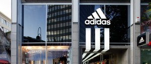 Adidas share price down, sees strong growth ahead