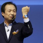 Samsung has finally presented Galaxy Gear Smartwatch