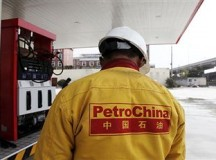PetroChina shares trading suspended