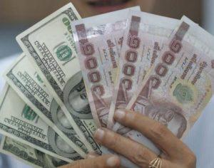 Baht dollar forex