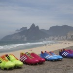 Adidas struggles to surpass Nike, football sales intact