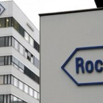 Roche Holding AG's share price up, posts an increase of its breast-cancer drug sales that compensate for dropping overall revenue
