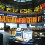 Asian stocks mixed as China tumbles, US prepares for weak retail sales