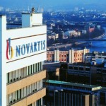 Novartis AG's share price down, appoints Bruno Strigini as chief of the company's oncology unit