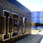 IBM sales fall, top executives forgo annual bonuses