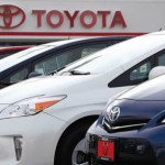 Toyota Motor Corp. and Honda Motor Co. Ltd. report record sales in China