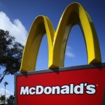 McDonald's share price down, reports the latest decline in US sales