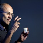 Microsoft's Nadella to be named as CEO