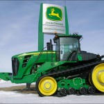 Deere & Co. expects to beat analysts' estimates amid construction growth