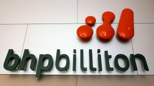 BHP Billiton Plc' share price up, considers a spin­off of some assets to focus on core operations