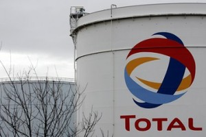 Total share price down, faces two US probes over gas market manipulation