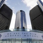 General Motors Co. share price up, recalls more than 1.5 million vehicles
