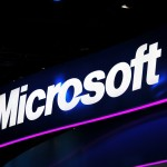 Microsoft share price down, loses momentum in software sales