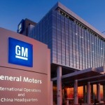 General Motors Co.'s share price up, engineering unit's chief Calabrese to depart