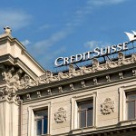 Credit Suisse Group AG's share price down, intends to exit commodities trading, after posting its biggest quarterly loss since 2008
