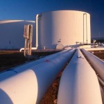 Natural gas trading outlook: futures headed for sizable weekly loss as US stockpiles gain and weather forecasts soften
