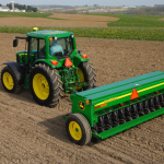 Deere & Co share price up, trims annual profit outlook on slowing farm equipment sales