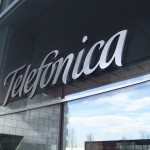 Telefonica SA's share price down, to enter exclusive talks with Vivendi SA over GVT purchase