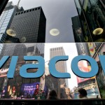 Viacom Inc.'s share price up, set to buy Northern & Shell's Channel 5 in a 450-million-pound deal to expand reach