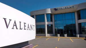 Valeant Pharmaceuticals International Inc.'s share price up, posts better-than-expected third-quarter earnings