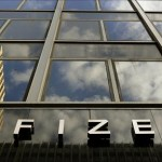 Pfizer Inc.'s share price down, to buy rights to a cancer drug of Merck at the price of $850 million