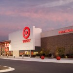 Target shares gain for a third session in a row on Thursday, company revises up same-store sales forecast