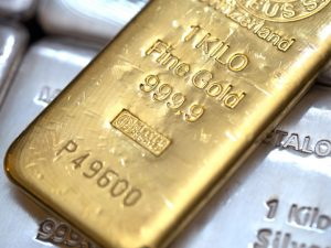 Gold trading outlook: futures gain for the first time in 7 trading days ahead of the US data string