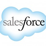 Salesforce.com Inc.'s share price up, posts soaring sales, raises guidance