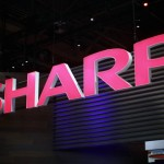 Sharp share price down, issues a full-year profit warning