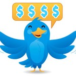 Twitter Inc share price down, beats Facebook in the money-transfer race
