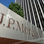 JP Morgan Chase shares close lower on Friday, quarterly earnings top estimates as trading revenue, loan growth support