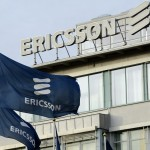 Ericsson share price down, sales hit by North America slowdown