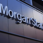 Morgan Stanley shares fall for a second session in a row on Monday, holding ordered to pay $13 million in fines and restitution