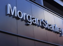 Morgan Stanley shares close slightly higher on Tuesday, bank fined by France's AMF over bond price manipulation