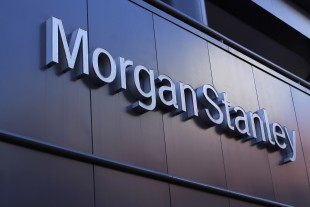 Morgan Stanley shares fall the most in six weeks on Thursday, fourth-quarter results fall short of estimates as bond trading revenue drops