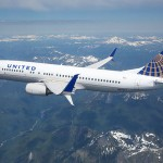 United Air shares fall the most in nearly a year on Wednesday, grim passenger unit revenue outlook weighs