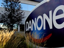 Danone SA share price up, projects difficult 2015