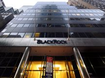 BlackRock shares fall for a second straight session on Monday, asset manager is now the largest shareholder in Authentic Brands Group