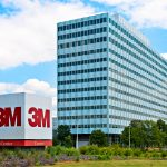 3M shares slip for the first time in three sessions on Thursday, company to strike an $850-million deal with Gemalto