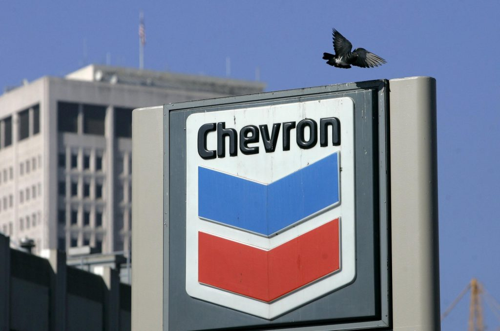 Chevron unveils $19.8 billion budget focused on short-term