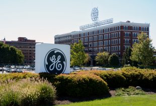 General Electric shares gain for a second session in a row on Monday, the stock is now Barclays' new top pick