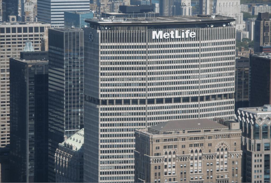 Metlife Insurance Building New York